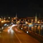 Kreml nocą