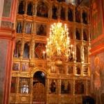Ołtarz - Sobór Smoleński